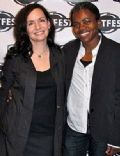 Guinevere Turner and Tracy Chapman