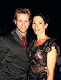 Adam Pascal and Cybele Chivian