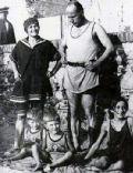 Benito Mussolini and Donna Rachele Guidi