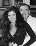 Russ Meyer and Edy Williams