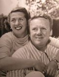 Van Johnson and Eve Lynn Abbott