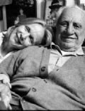 Elia Kazan and Frances Rudge