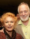 Caroline Ducrocq and Howard Hesseman