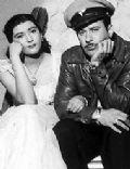Pedro Infante and Irma Dorantes