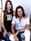 Gela Nash and John Taylor