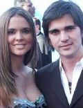 Karen Martinez and Juanes