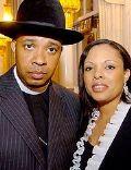 Joseph Simmons and Justine Jones