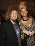 Sammy Hagar and Kari Karte