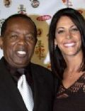 Lou Rawls and Nina Malek Inman