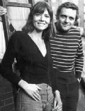 Anthony Hopkins and Petronella Barker