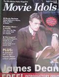 James Dean on the cover of Movie Idols (United Kingdom) - January 1997