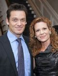 Bart Johnson and Robyn Lively
