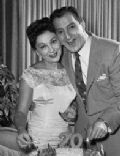 Danny Thomas and Rose Marie Mantell Thomas