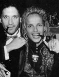 Shari Belafonte and Sam Behrens