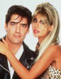 Ken Wahl and Shane Barbi
