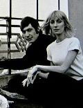 Charlie Watts and Shirley Watts