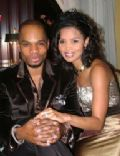 Kirk Franklin and Tammy Collins