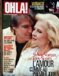 Sylvie Vartan and Tony Scotti