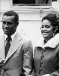 Roberto Clemente and Vera Cristina Zabala