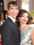 Christopher Gorham and Anel Lopez Gorham
