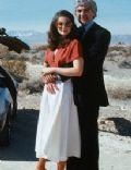 John DeLorean and Cristina Ferrare