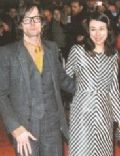 Jarvis Cocker and Camille Bidault-Waddington
