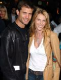 Catherine Oxenberg and Casper Van Dien
