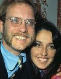 Joan Baez and David Harris