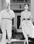 William Faulkner and Estelle Oldham