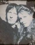 Bebe Buell and Jim Wallerstein