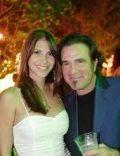 Tico Torres and Maria Alejandra Marquez