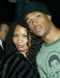 Marlon Wayans and Angela Zachary