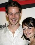 Jason Dohring and Lauren Dohring