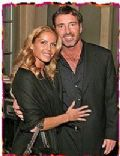 Garth Fisher and Jessica Canseco