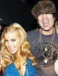 Tommy Lee and Carmen Electra