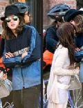 Lindsay Lohan and Jamie Burke