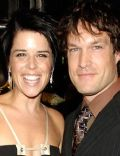 Neve Campbell and John Light