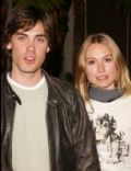 Sarah Carter and Drew Fuller