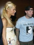 Paris Hilton and Fred Durst