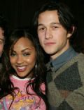 Meagan Good and Joseph Gordon-Levitt