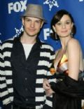 Sarah Wayne-Callies and Josh Winterhalt