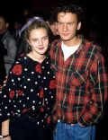 Drew Barrymore and Balthazar Getty