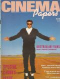 Cinema Papers Magazine [Australia] (May 1988)