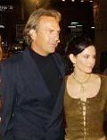 Kevin Costner and Courteney Cox