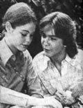 Susan Dey and David Cassidy
