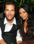 Matthew McConaughey and Camilla Alves