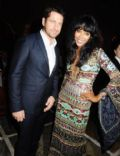 Gerard Butler and Naomi Campbell