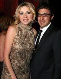 Sarah Chalke and Jamie Afifi