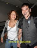 Matt Willis and Emma Griffiths