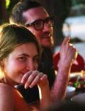 John Frusciante and Emily Kokal